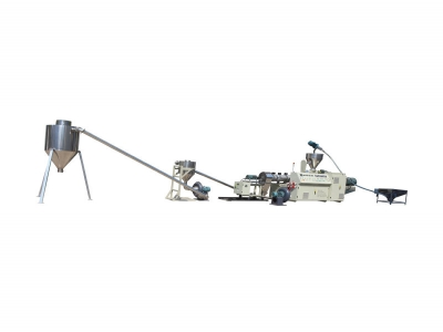 PVC Granulating Equipment