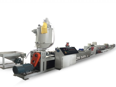 PET Packing Strap Extrusion Line